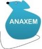 logo ANAXEM bleu