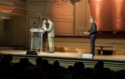Joël Doré - Laureate of the 'Lifetime achievement' INRA award 2017