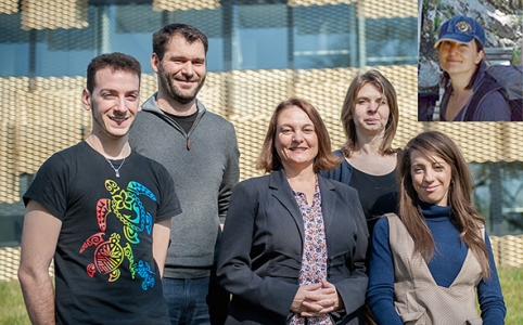 Epigenetic and Cellular Microbiology Lab Members